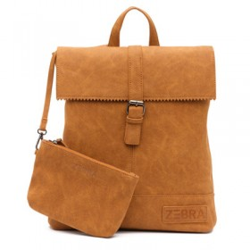 Zebra Trends | Backpack Loiza Box 3 | Camel