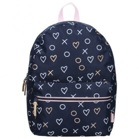 Milky Kiss | 037.0110 Hearts | Navy