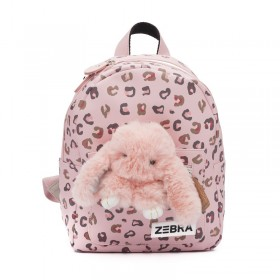 Zebra Trends | 103003 Honey Bunny | Leopard Pink