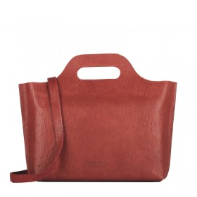 MYOMY | My Carry Bag mini | Ostrisch Red