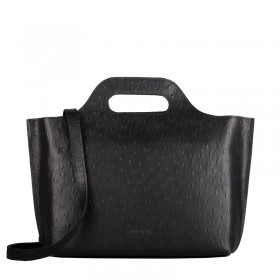 MYOMY | My Carry Bag Handbag | Ostrisch Black