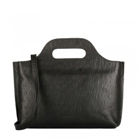MYOMY | My Carry Bag mini | Ostrisch Black