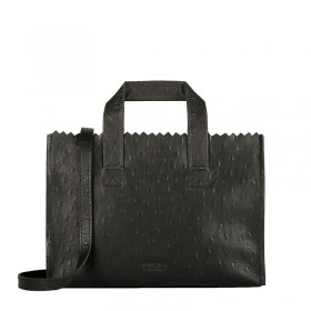 MYOMY | My Paper Bag mini | Ostrisch Black