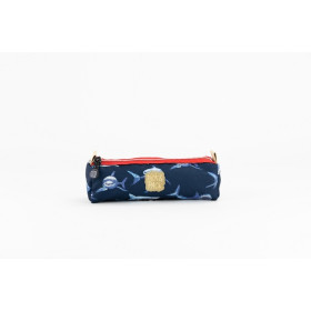 Pick & Pack | Shark Pencase | Navy