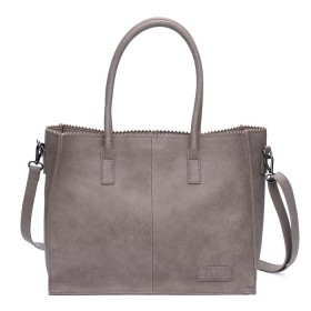 Zebra Trends | Natural Bag Lisa | Grey