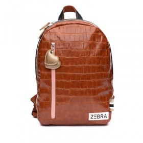 Zebra Trends | 416004 Croco | Camel/Gold