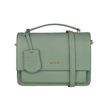 Burkely | Parisian Paige Citybag | Light Green