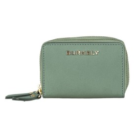 Burkely | Parisian Paige Wallet S 2-zip | Light Green