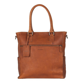 Burkely | 521756 shopper | Cognac