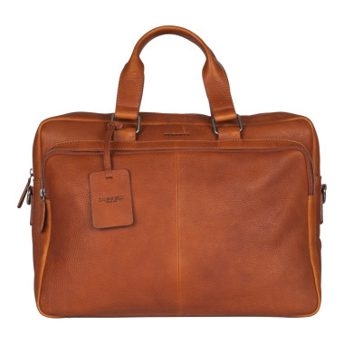 Burkely | Antique Avery Workbag 15.6'' | Cognac