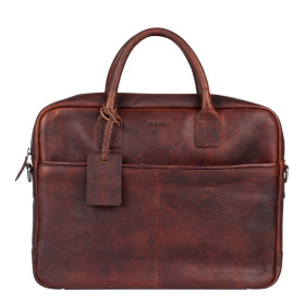 Burkely | Antique Avery laptopbag 15'' | Bruin