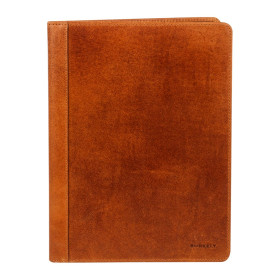 Burkely | 487022 A4 Filecover | Cognac
