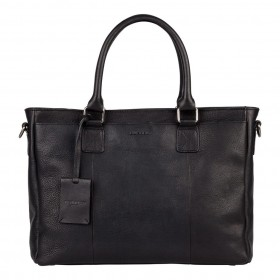 Burkely | 536856 workbag 13.3| Zwart