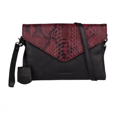 Burkely | 543573 Snake Clutch | Red