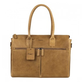 Burkely | 698856 Laptop 15.6'' | Taupe