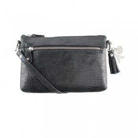 By LouLou | 01POUCH90S Cameleon | Black