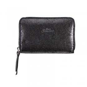 By LouLou   SLB4XS27S Sparkling Suede   Black