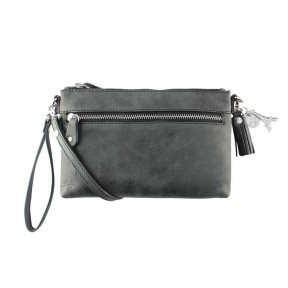 By LouLou | 01POUCH18S Bovine | Black