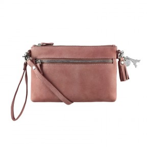 By LouLou | 01POUCH18S Bovine | Mauve