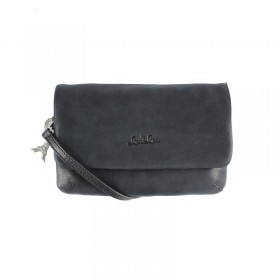 By LouLou | 05CLUTCH18 Bovine | Black