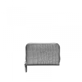By LouLou | SLB4XS120S Shiny Croco | Grey