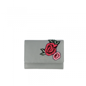By LouLou | SLB5XS121G Wild Roses | Grey