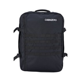 Cabin Zero | CZ09 Cabin Backpack 44L | Black