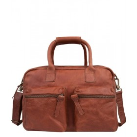 Cowboysbag | The Bag Small 1118 | Cognac