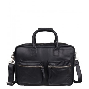 Cowboysbag | 1380 The College Bag | Black