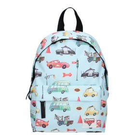 Disney | 760.0307 Cars little friends | Blauw