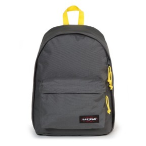 Eastpak | EK767 Out of office | 15 inch | Grey-Yellow 53U