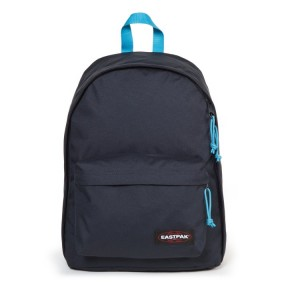 Eastpak | EK767 Out of office | 15 inch | Navy-Aqua 58T