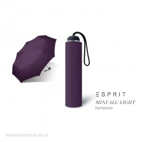 Esprit Paraplu | Mini Alu Light | Hortensia