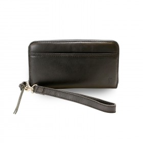 Full Grain | Purse A15265 | zwart
