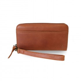 Full Grain | Purse A15265 | Cognac