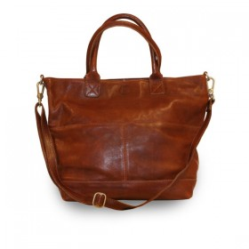 Full Grain | Shopper T15173 | Cognac