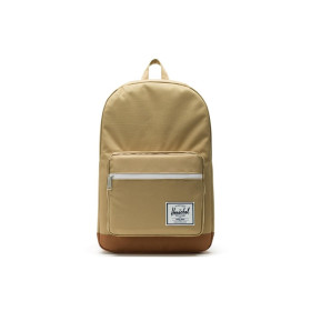 Herschel | 10011 Pop Quiz | 15 inch | 2455 Kelp / Saddle Brown