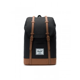 Herschel | 10066 Retreat | 15 inch | 2462 Black Saddle Brown