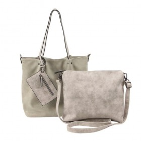 Maestro | 300 Bag in Bag | Light grey / grey