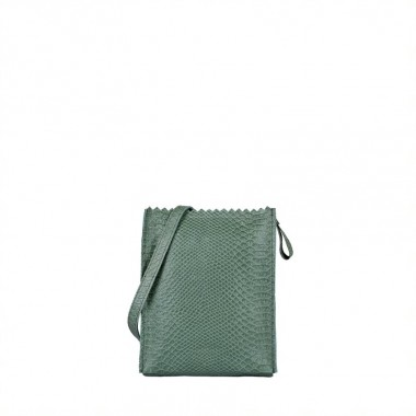 MYOMY | My Paper Bag Baggy M | Anaconda Seagreen