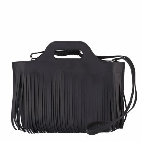 MYOMY | My Carry Bag Hairy Handbag | Black | Limited