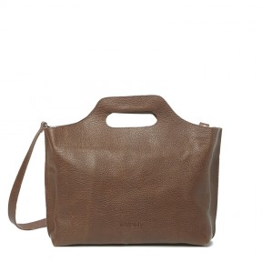 MYOMY | My Carry Bag Handbag | Rambler Brandy