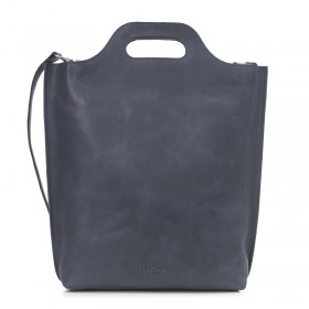 MYOMY | My Carry Bag Shopper | Blue/Grey
