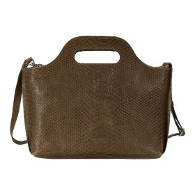 MYOMY | My Carry Bag mini | Anaconda Taupe