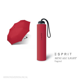 Esprit Paraplu | Mini Alu Light | Flagred
