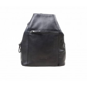 My Lady | backpack french 2.0487 Nappa | zwart