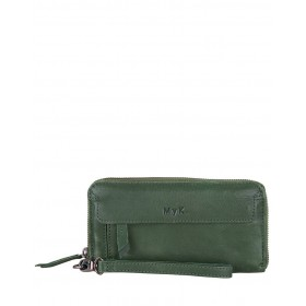 MyK | Purse Spendit | Forest Green