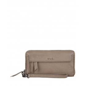 MyK | Purse Spendit | Taupe