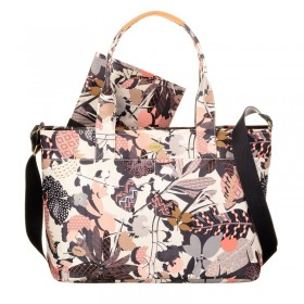 Oilily   OES7103 Botanic Pop   915 Charcoal