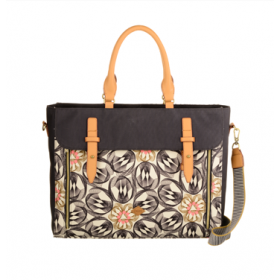 Oilily | OES7183 Schoudertas | 915 Charcoal